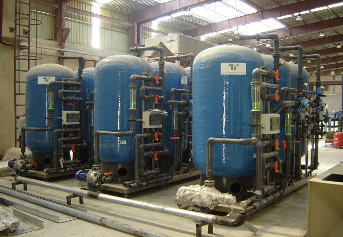deionization water systems